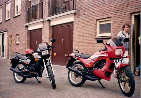 HondaMBX 80 / Kawasaki AR125